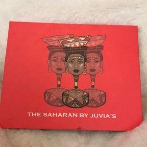 The Saharan Palette